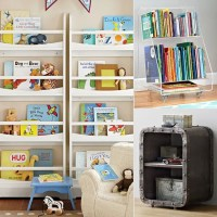 Book Storage For Kids For Small Spaces | POPSUGAR Family