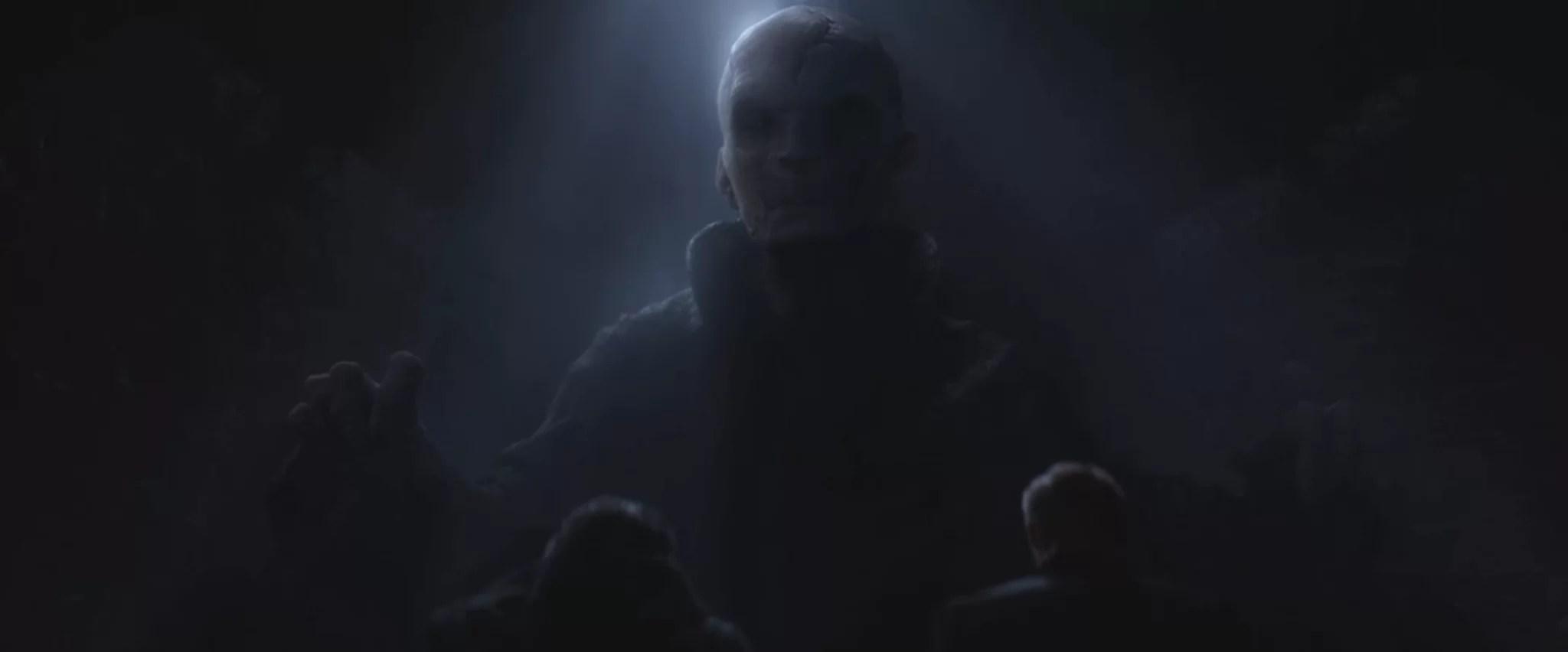 Dark Knight Falls Wallpaper Mace Windu Is Supreme Leader Snoke Star Wars Theory