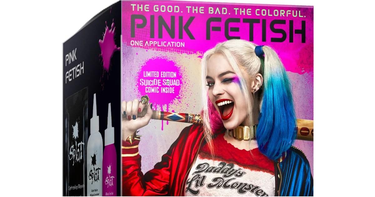 Splat Suicide Squad Hair Dye POPSUGAR Beauty