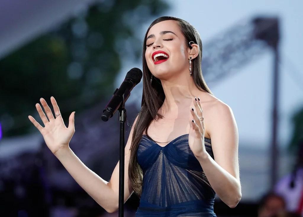 sofia carson singing videos