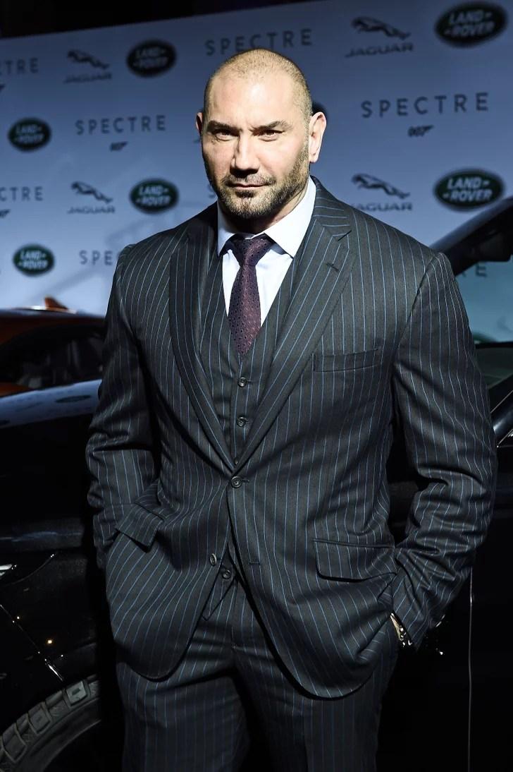 Dave Bautista  Guardians of the Galaxy 2 Cast  POPSUGAR
