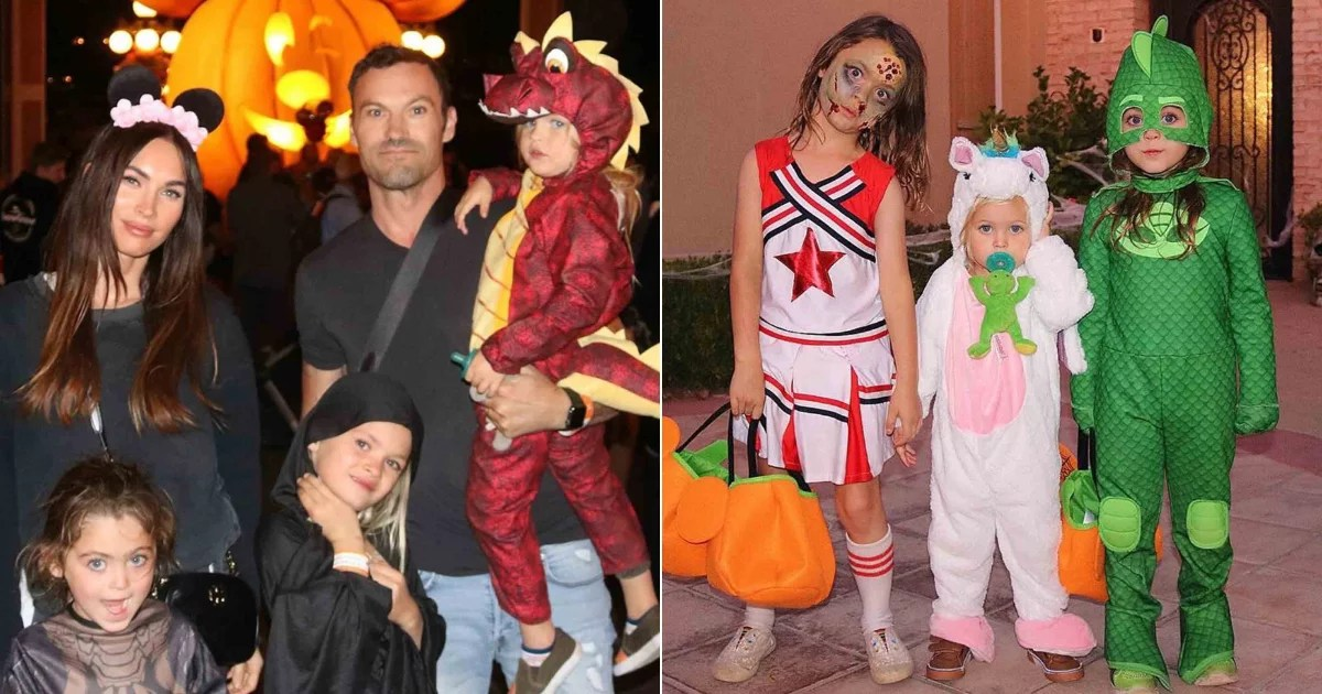 Megan Fox and Brian Austin Green Have Decided to Split  Here's What We Know About Their Sons