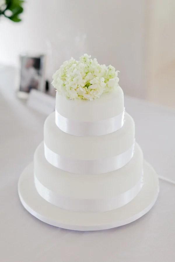 Simple Wedding Cakes POPSUGAR Food