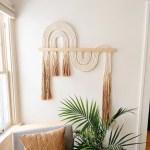 Textile Art Wall Decor Popsugar Home