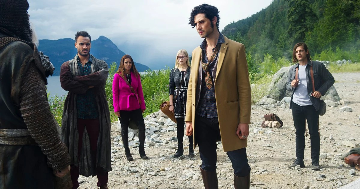 Why The Magicians Is So Much More Than a Random Fantasy Show