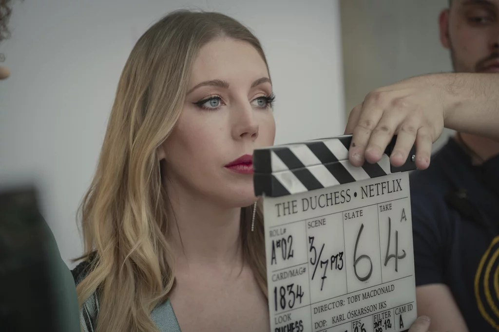 Katherine Ryan on Power Dressing in The Duchess   Interview