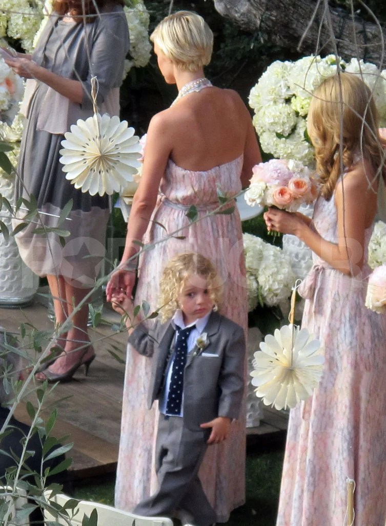 Ashlee Simpson at a wedding with Bronx Wentz  Jessica Simpson Pictures Pregnant at Friends
