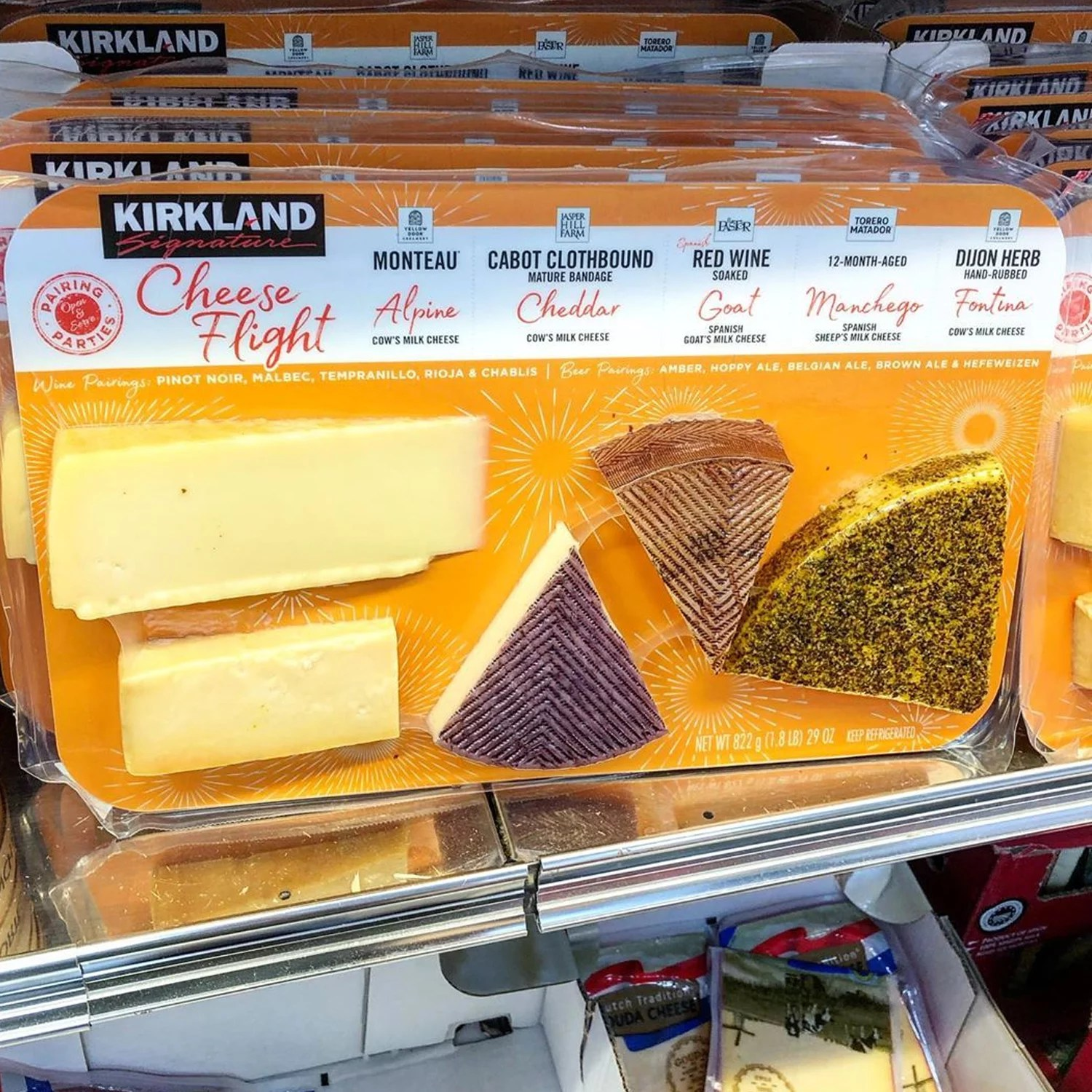costco two pound cheese