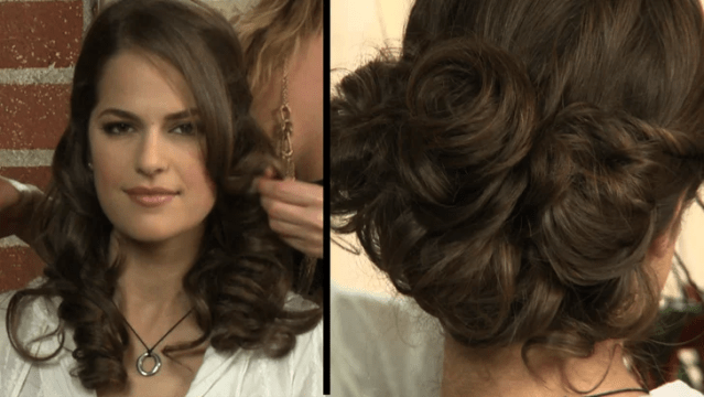 Do  it Yourself  Bridal Updos  What You  Need to Know to Skip