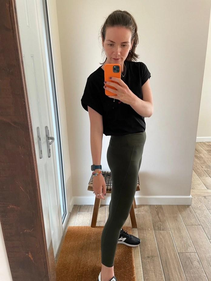 Sweaty Betty All Day Gymnasium Leggings Evaluate