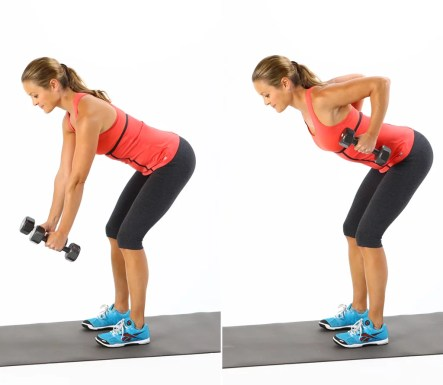 Image result for Bent Over Row
