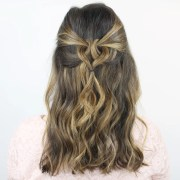 valentine's day hairstyle inspiration