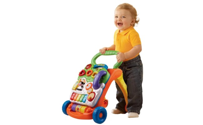Vtech Sit To Stand Learning Walker Best Toys For 1 Year