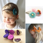 cute hair accessories girls