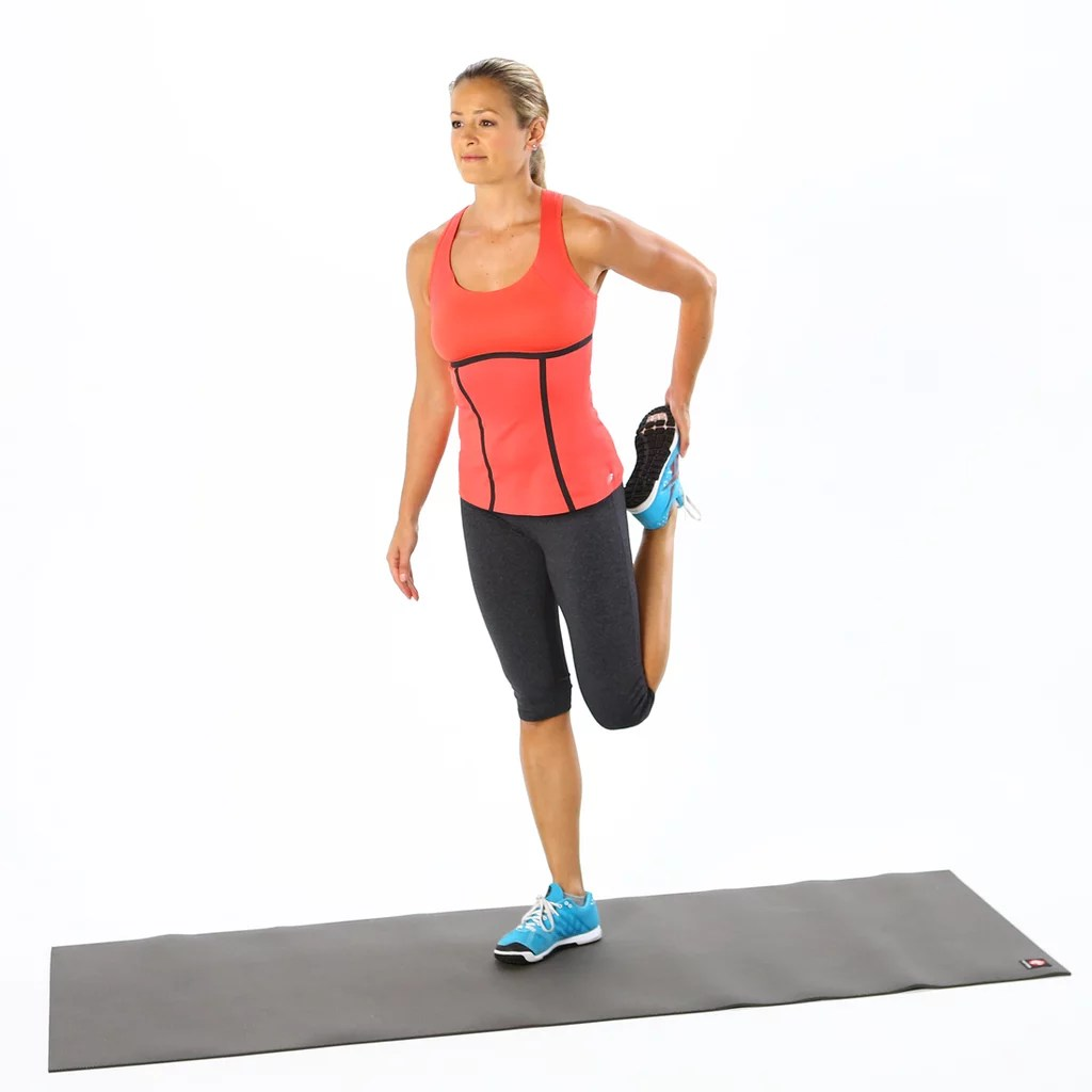 Best Quad Stretches   POPSUGAR Fitness
