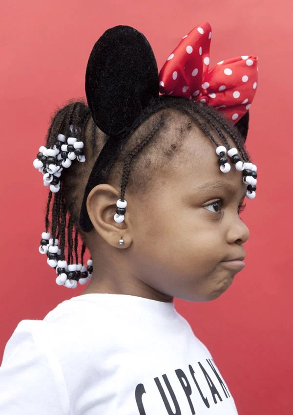 Natural Hairstyles For Children Popsugar Beauty