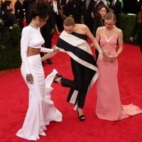 Met Gala Dress Mishaps | POPSUGAR Fashion