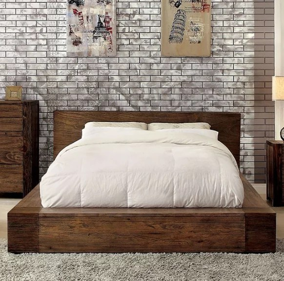 Platform Bed How To Decorate Your House Like Big Little