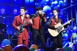 The Jonas Brothers' Outfits Have 1 Thing in Common - Can You Spot It?