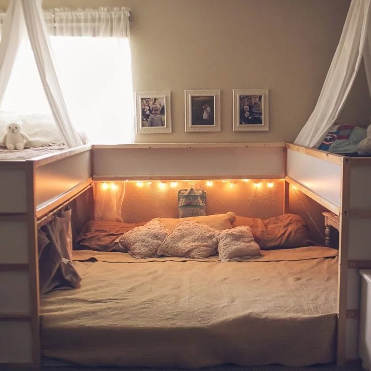 Ikea Bed Hack For Families Who Cosleep  POPSUGAR Moms