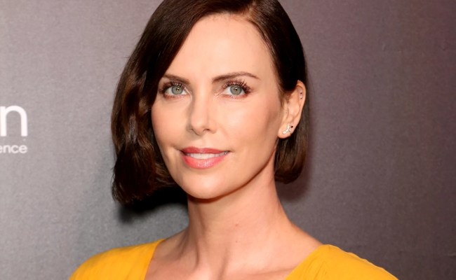 Charlize Theron Confirms Her Son Jackson Is A Girl