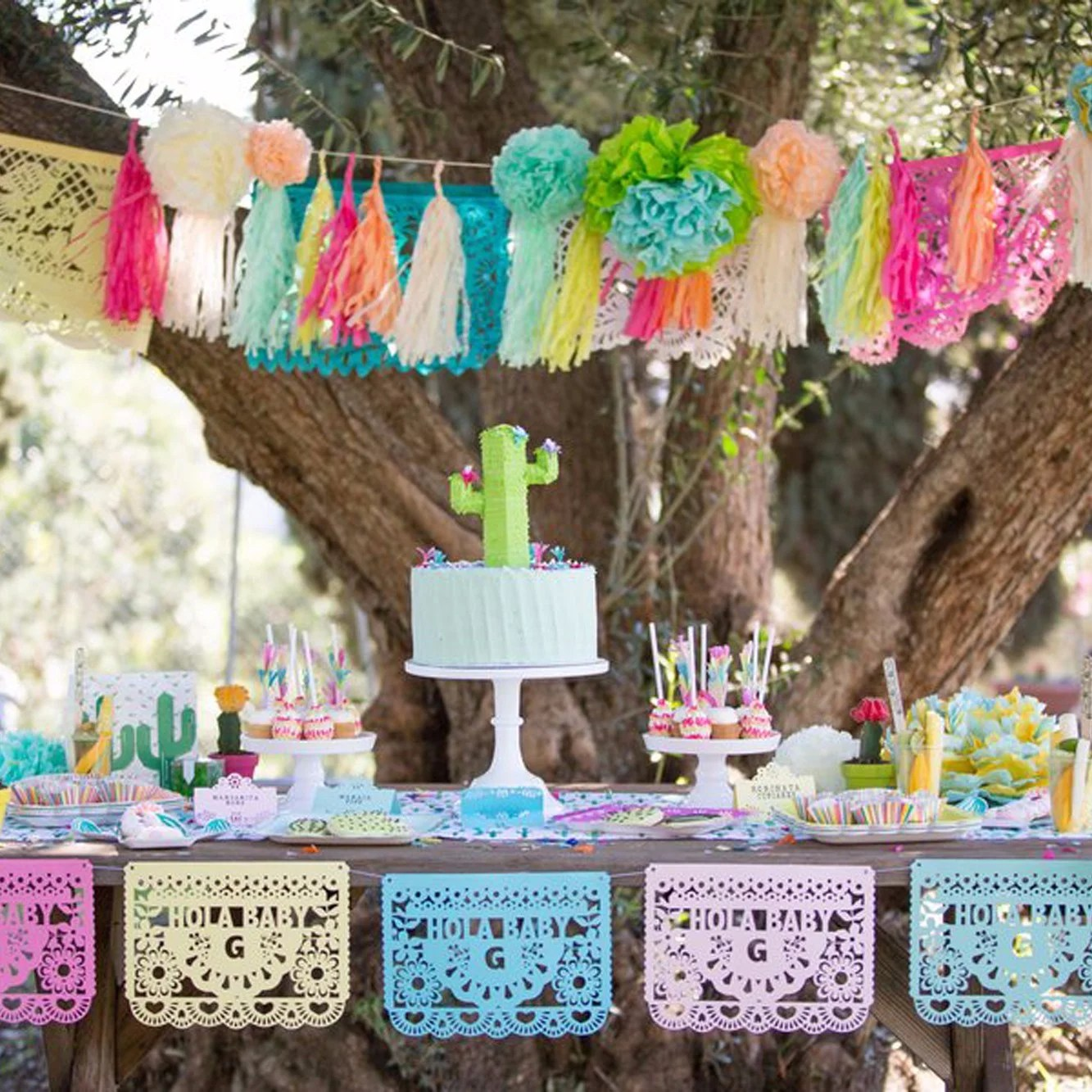 Unknown Gender Baby Shower Ideas