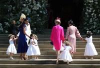 Bridesmaid Outfits at the Royal Wedding 2018 | POPSUGAR ...