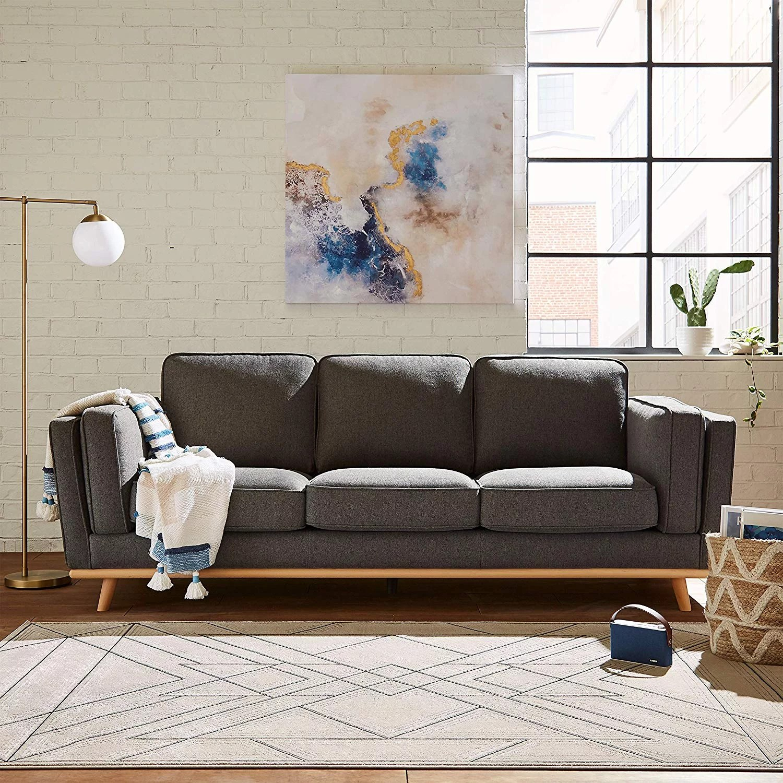 Rivet Rockwood Modern Sofa Best Sofas 2020 Popsugar Home Australia Photo 15