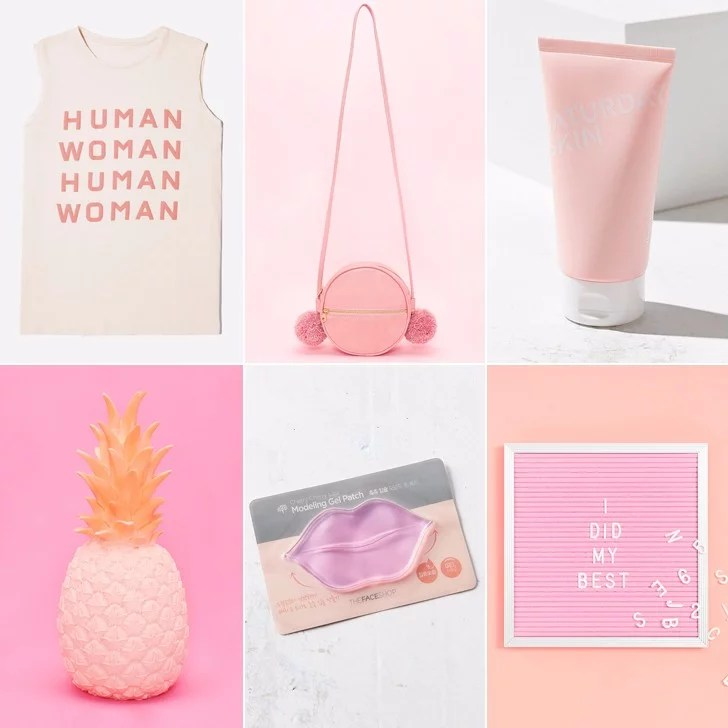Think (Millennial) Pink! 51 Products You and Your BFFs Will Swoon Over
