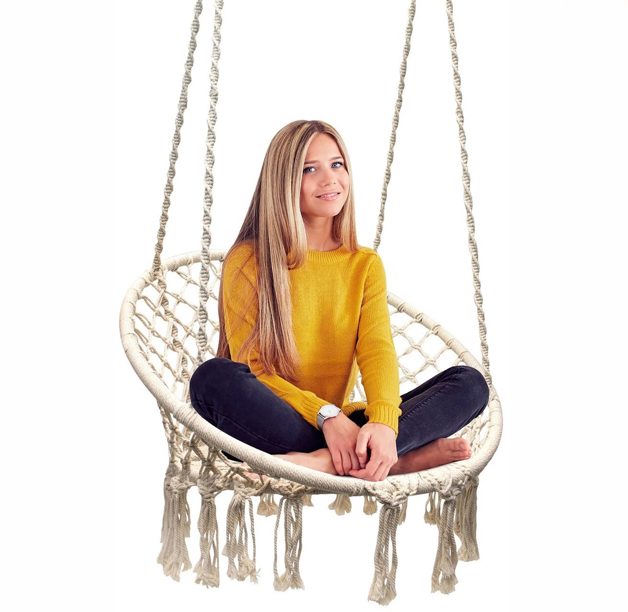 hanging chair amazon man cave chairs hammock on popsugar home