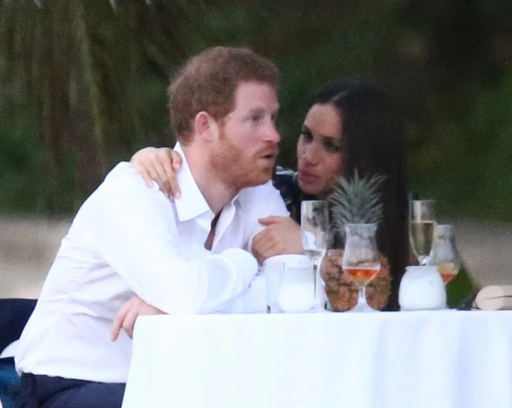 Meghan Markle and Prince Harry attend a Wedding See their Photos together Are they Dating