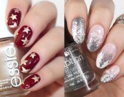 holiday nail art design