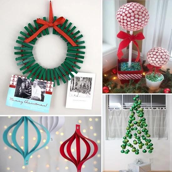Diy Christmas Decorations Kids Will Love Popsugar Family