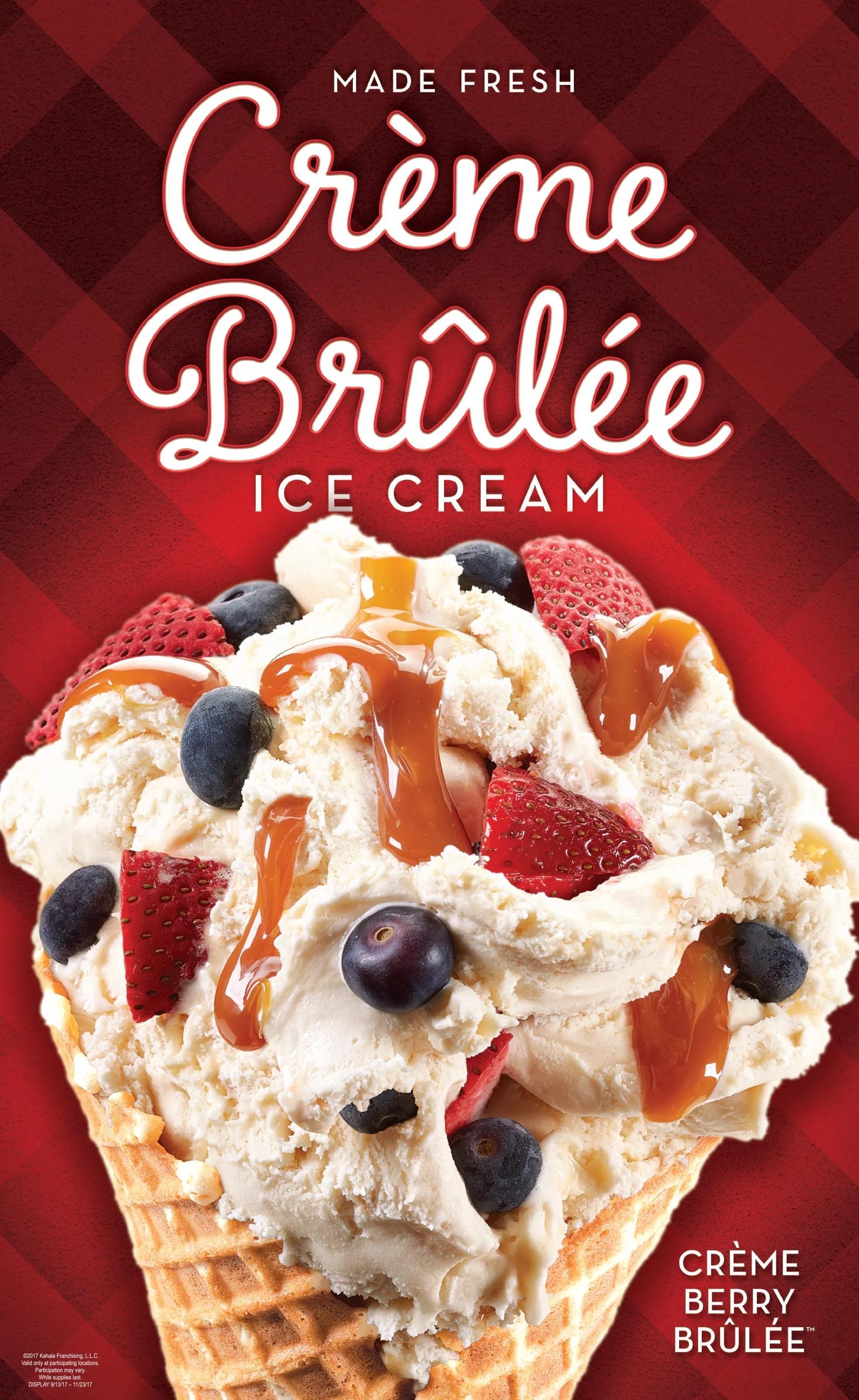 Brulee Sugar Creme Topping
