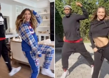 "Stephen ""tWitch"" Boss and Allison Holker Are the King and Queen of TikTok Dance Videos"