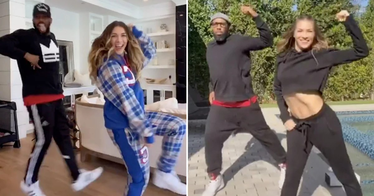 """Stephen """"tWitch"""" Boss and Allison Holker Are the King and Queen of TikTok Dance Videos"""