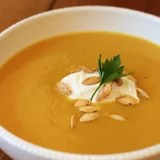Heat Up This Fall With a Spicy Bowl of Curried Pumpkin Soup