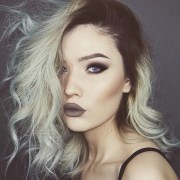 gray hair color ideas popsugar