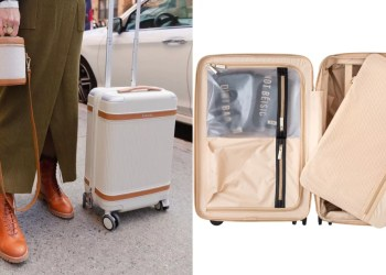 14 Carry-On Suitcases Frequent Flyers Always Buy and You Ought to, Too