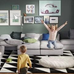 Living Room Decor Inspiration 2018 Beige Sofas Ikea Catalog | Popsugar Home Photo 5