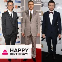 Justin Timberlake Wearing a Suit and Tie | Pictures ...