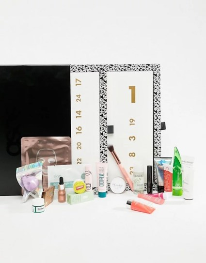 Image result for The Face + Body Advent Calendar
