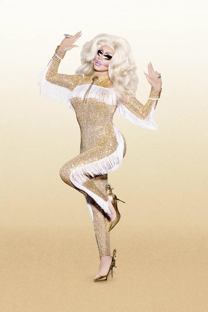 Trixie Mattel  RuPauls Drag Race All Stars Season 3 Cast
