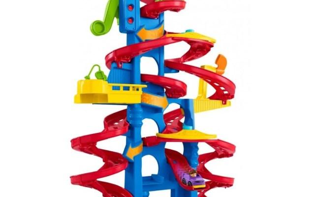 Little People Take Turns Skyway Best Cheap Walmart Toys