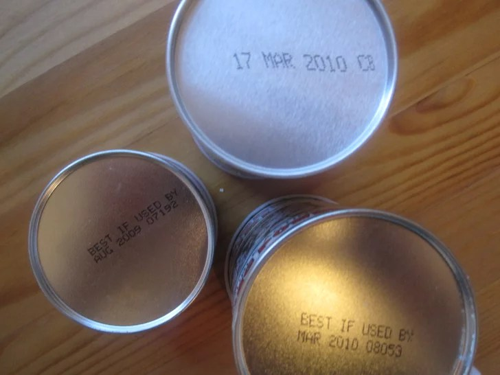 Check the Expiration Date on Baking Powder   POPSUGAR Food