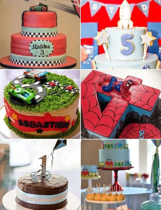 Birthday Cakes For Boys Popsugar Family