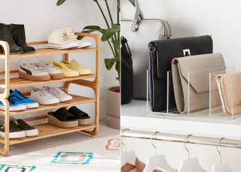 24 Clever Organizers That'll Finally Motivate You to Clean Up Your Closet
