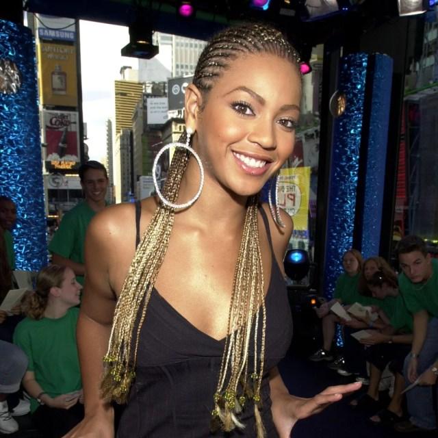 beyonce's best braided hairstyles | popsugar beauty