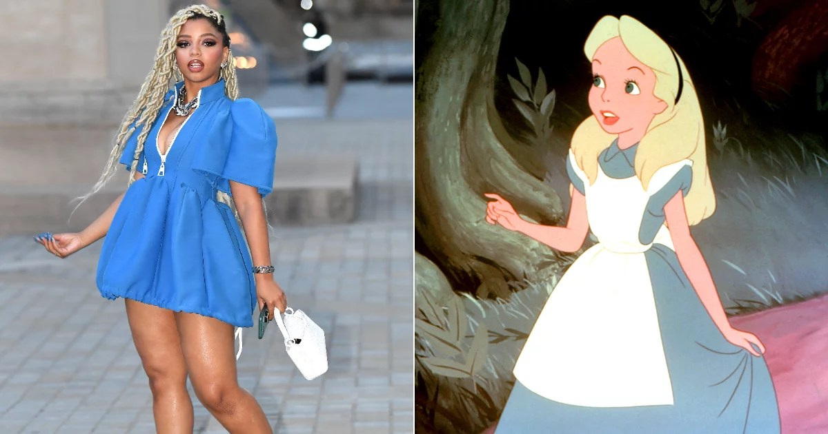 , Chloe Bailey Channels Alice in Wonderland at Fashion Week, and the Reference Is Crystal Clear, Nzuchi Times National News