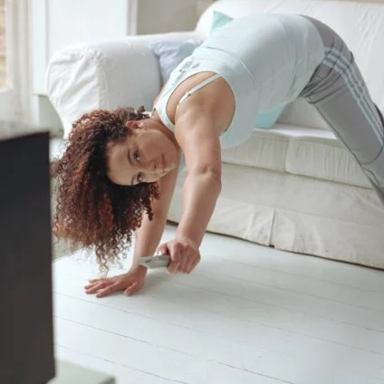 Exercises to Do While Watching TV  POPSUGAR Fitness